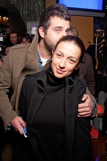 Иван Ургант и официальная жена Наталья